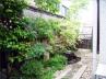 室内からの眺めを重視した和風庭園