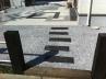 腐らないコンクリート製の枕木 施工例