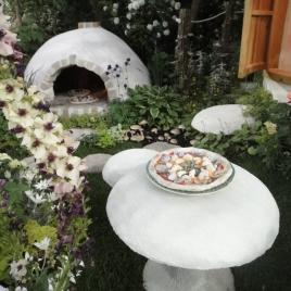 ピザが美味しそう。。。