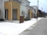 分譲住宅3棟 ウッド柱、コンクリート、樹木、のシンプルプラン 施工例1