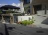 建物と意匠合わせのレンガ仕様 施工例3