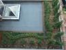 施工例2  ウッド仕様の土留めで花壇スペースを確保しました