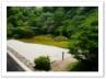 方丈南庭全景 鶴亀の庭