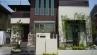 壁面は住宅外壁とカラーを合わせた塗装仕上げ