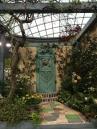 エミール・ガレの庭。E&Gホームクラブの作品。奨励賞です。