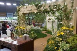 第16回国際バラとガーデニングショウ:赤毛のアンの庭