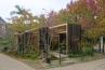 A-3 東 巧さんの作品。「歓待の花苑」。和とモダンの融合。 / / /