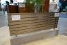 国際ガーデンEXPO2014Aこちらも新商品。発売されたばかりのアルミ形材フェンス エバーアートフェンス センシア。
