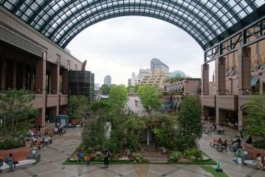 恵比寿ガーデンプレイス:20th Anniversaryドリームガーデン