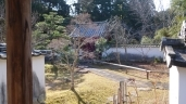 初春の遠州名園巡り27:鷲津の本興寺